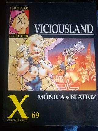 Viciousland Mónica y Beatriz