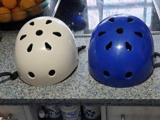 cascos de patinadores