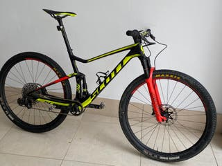 Vendo bici scott spark rc world cup