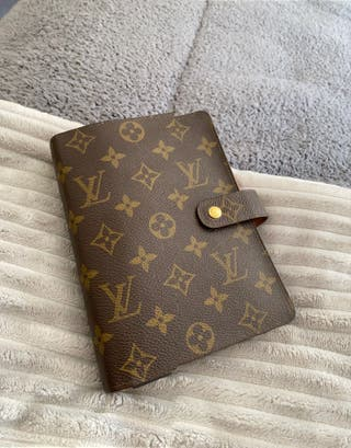 AGENDA NUEVA LOUIS VUITTON