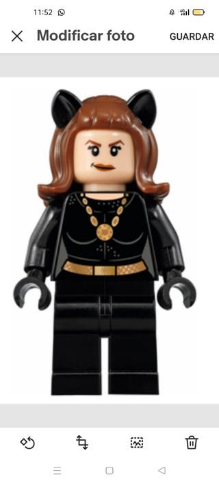 LEGO SUPER HEROES Catwoman - Classic TV Series
