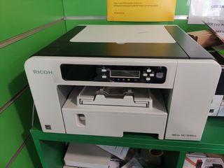 Impresora inyección de tinta y sublimación
