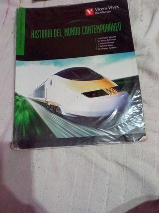 libro historia del mundo contemporáneo