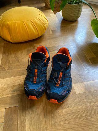 Zapatillas TRAIL SCORE - Hombre - 40.5