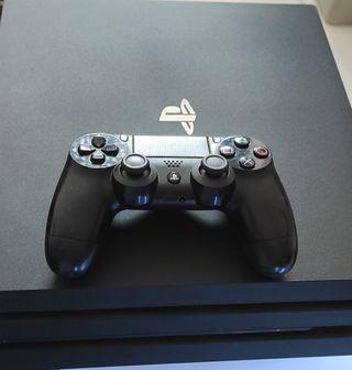 PS4 PRO 1TB de capacidad