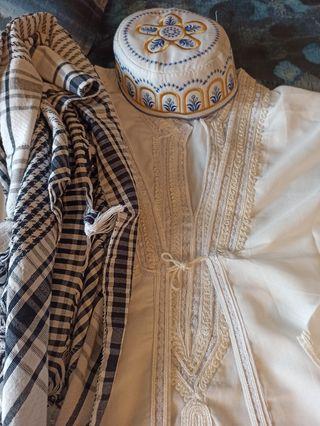 Disfraz adulto musulmán