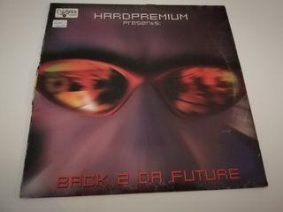 vinilo Hardpremium-Back 2 Da Future
