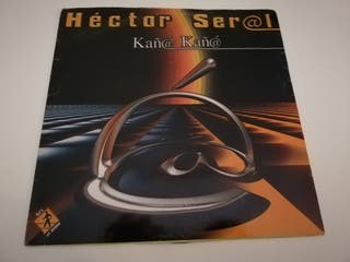 vinilo Hector Seral-Kañá Kañá