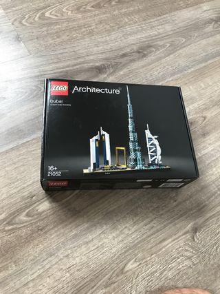 Lego Architecture Dubai 21052 Nuevo