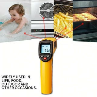 Termometro infrarojo sin contacto
