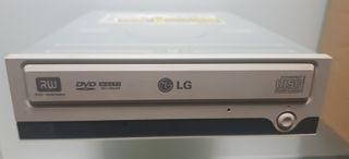 Grabadora LG de DVD