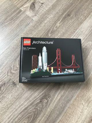 Lego Architecture San Francisco 21043 Nuevo