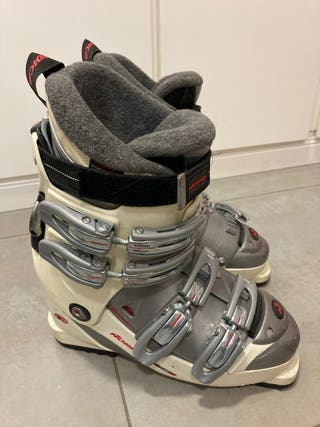 Botas esquí Nórdica talla 24-24.5