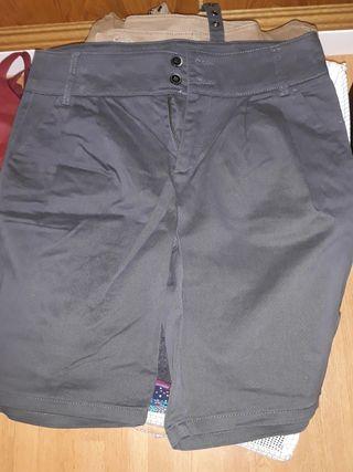 Pantalones cortos mujer Benetton