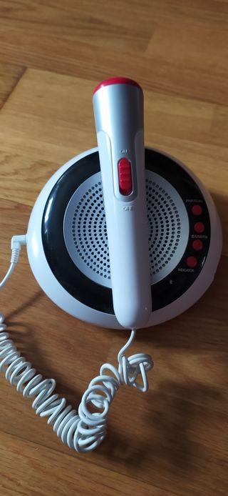 Radio Altavoz karaoke