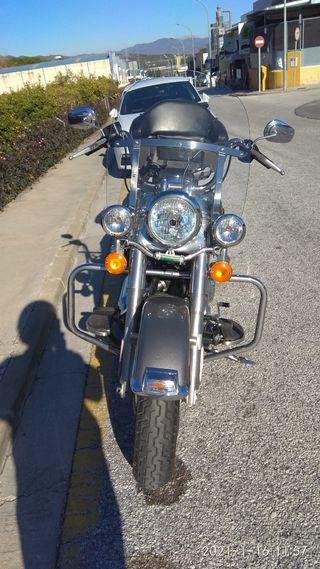 Harley Davidson Heritag Softail Clasic
