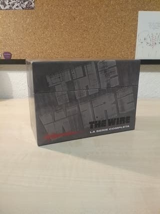 The Wire completa DVD