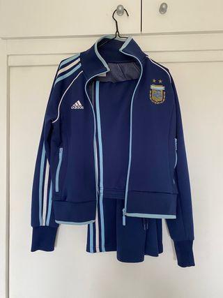 Chándal de Adidas vintage (elección Argentina)