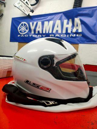 casco de moto ls2 talla xs