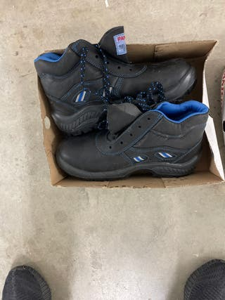 Zapatos seguridad Panter plus talla 42