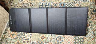 Placa solar portátil 100w
