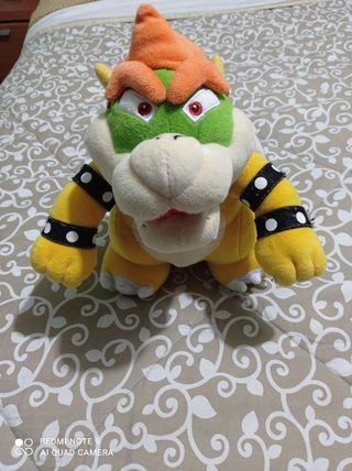 Peluche Bowser Mario Bros