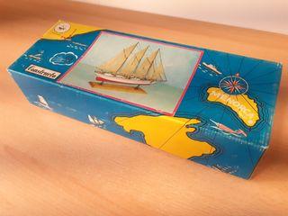 Constructo maqueta miniatura naval