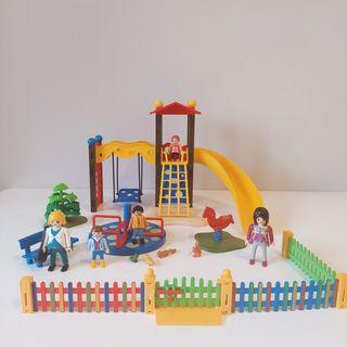 Playmobil 5568 Guardería- Zona de juegos infantil