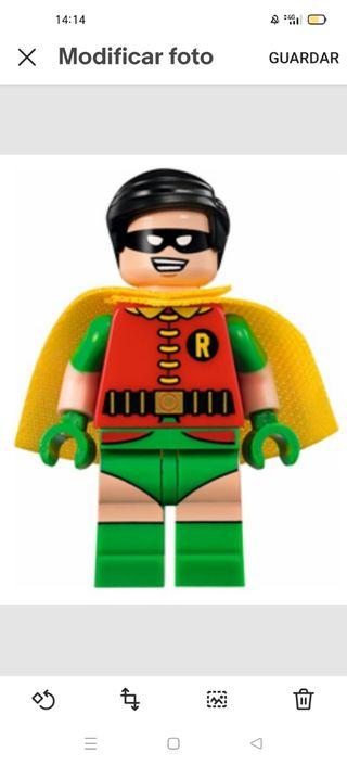 LEGO SUPER HEROES Robin - Classic TV Series 76052