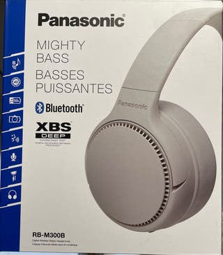 Auriculares Bluetooth Panasonic RB-M300B