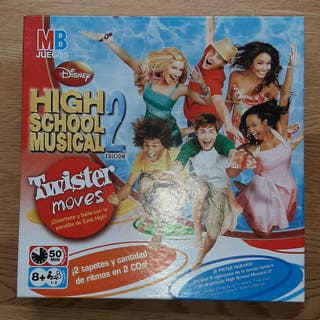 Twister moves High School Musical 2.