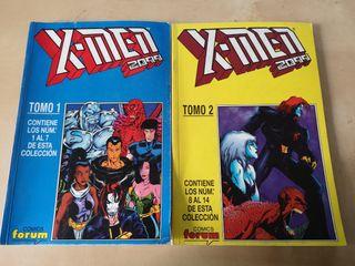 Cómics X Men 2099