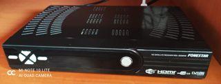 Receptor de satelite digital rds-583whd fonestar