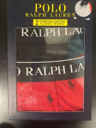 Pack 2 boxer Ralph Lauren Talla XXL