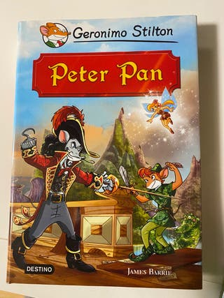 Geronimo stilton. Peter pan