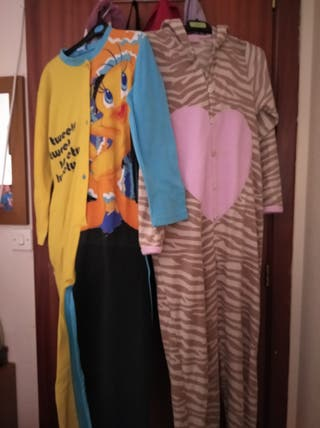 pijamas de mono