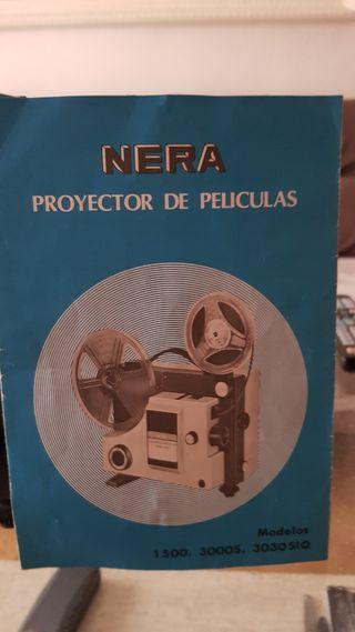 PROYECTOR SUPER 8 NERA 3000S