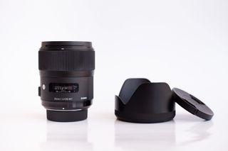 Objetivo Sigma 35mm 1.4 ART (Nikon)