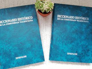Diccionario Histórico de la Comunidad Valenciana