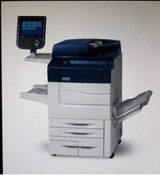 Alquiler impresora xerox 550 multifunción