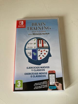 Brain Training - Nintendo Switch