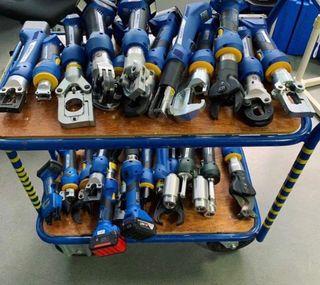 Reparación y recambios prensas multicapa