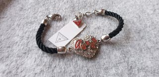 Pulsera corazon Guess