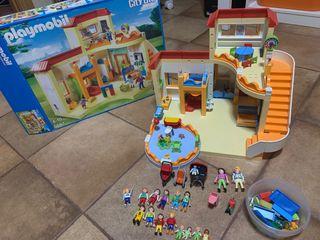 Guardería y zona de bebés Playmobil