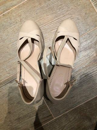 Zapatos tipo baile