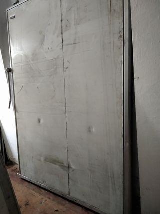 puerta de camara frigorífica