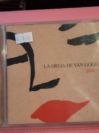"""CD """"Guapa"""" de La Oreja De Van Gogh"""