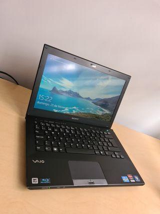 Portátil Sony Vaio 13.3 pulgadas led Intel i5