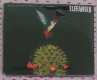 ELEFANTES (NUEVE CANCIONES DE AMOR Y...) CD 2016