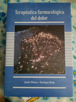 Libro Terapéutica Farmacologica del Dolor